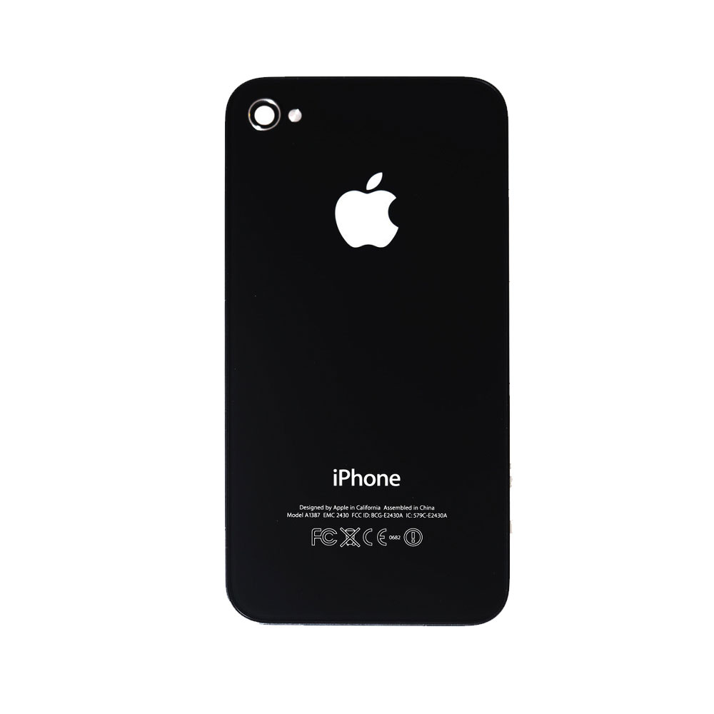iphone screen is black but phone is on iphone 4 back screen black parts depo australia 7682